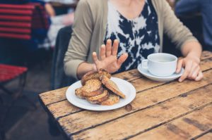 Breastfeeding and dining out with allergies
